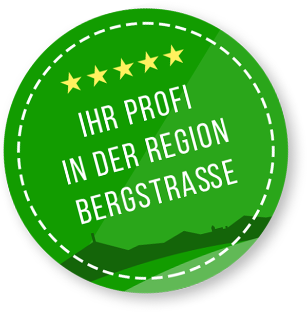 Button Ihr Fenster-Profi in der Region Bergstrasse