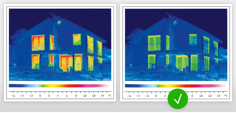 Hochwertige Schüco- Fenster und ihre Energieeffizienz