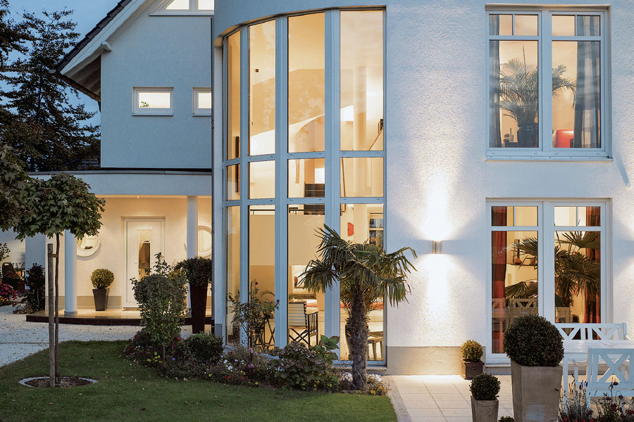 Kunststoff-Fenster mit Wärmeschutz von Schüco Region Heppenheim