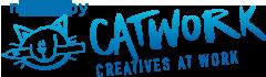 Logo CATWORK - Creatives AT Work