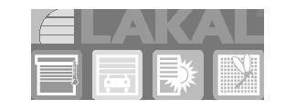 Logo LAKAL - unser Partner für Rollläden und Garagentore