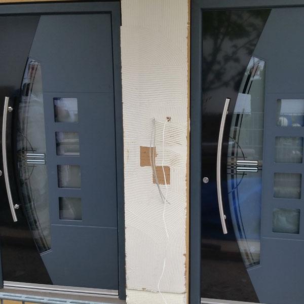 neue Haustür einbauen lassen Bensheim