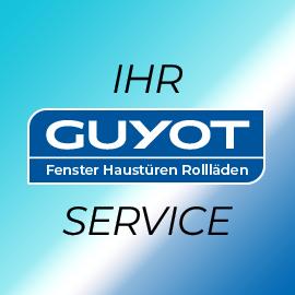 Guyot Service für Fenster, Haustüren und Rollläden an der Bergstraße